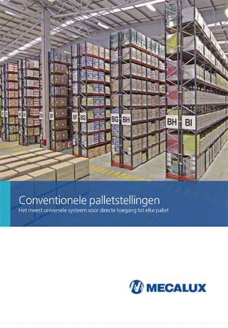 Conventionele palletstellingen