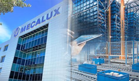 Mecalux koploper in de industriële sector