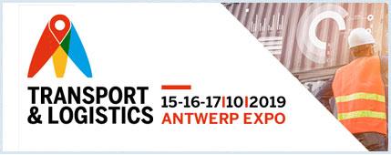 Bezoek ons op de Transport & Logistics Exhibition 2019