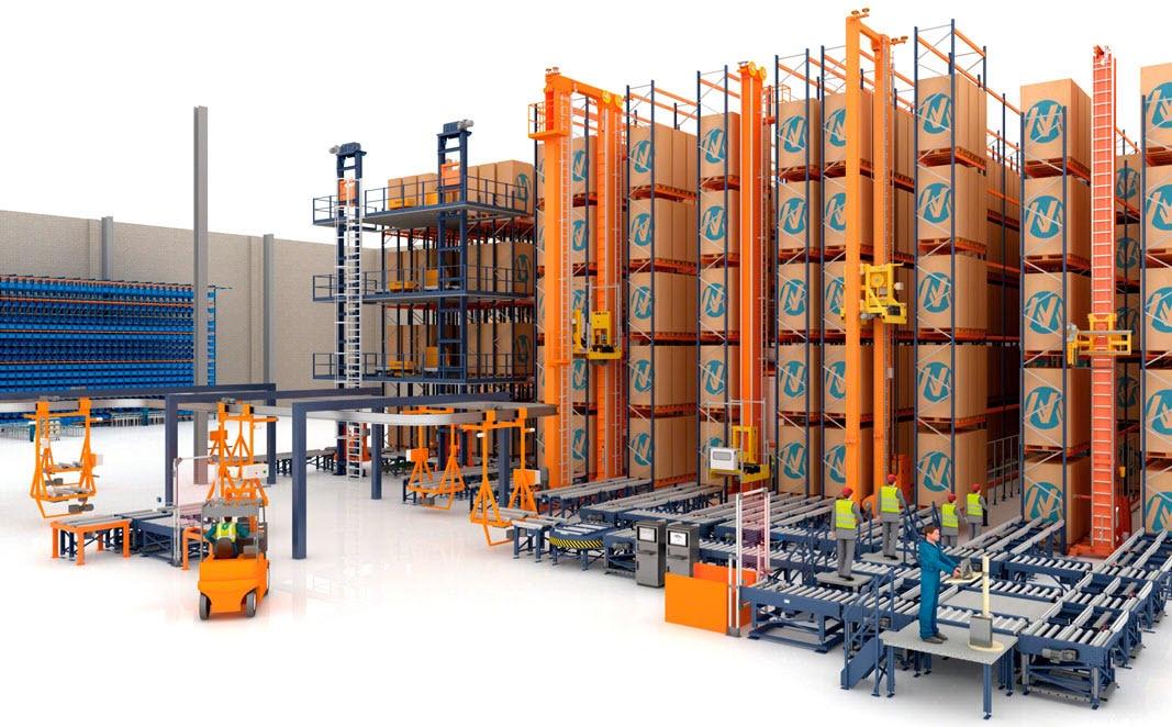 Nieuwe showroom van Mecalux warm onthaald door professionals uit de logistieke sector