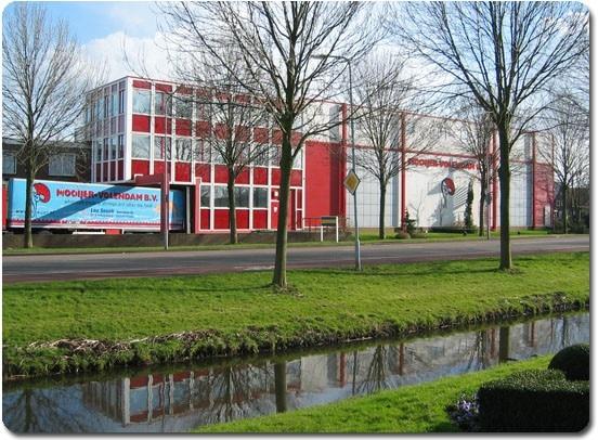 Movirack verrijdbare stellingen, het hoogtepunt van het diepvrieshuis van Mooijer-Volendam B.V.