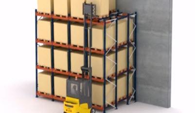 Pushback stelling