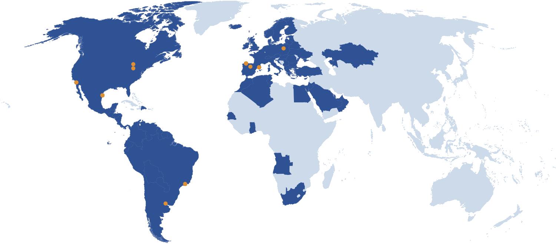 De Groep in de wereld
