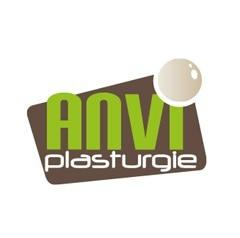Combinatie van systemen in het magazijn van ANVI Plasturgie in Frankrijk