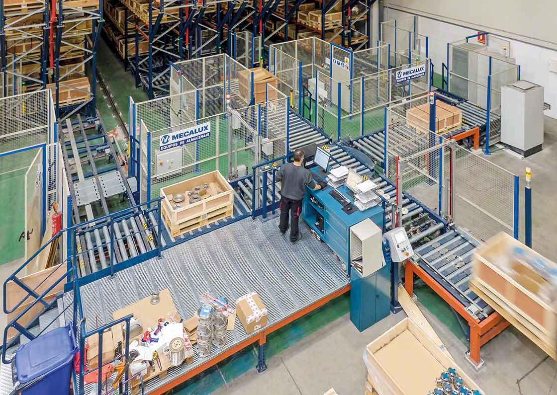 De WMS systeem leverancier moet ervaring hebben met het integreren van verschillende systemen
