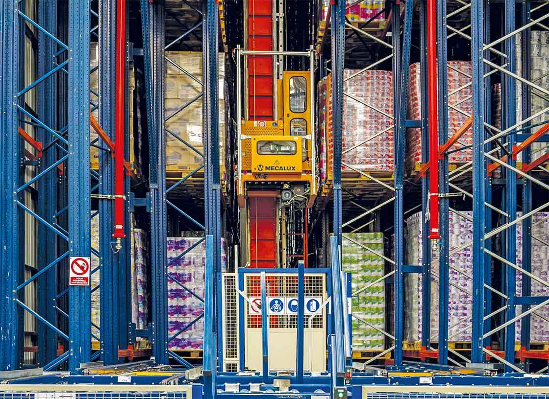 Het beheer van apparatuur voor goederenafhandeling is één van de belangrijkste aspecten van magazijn logistiek