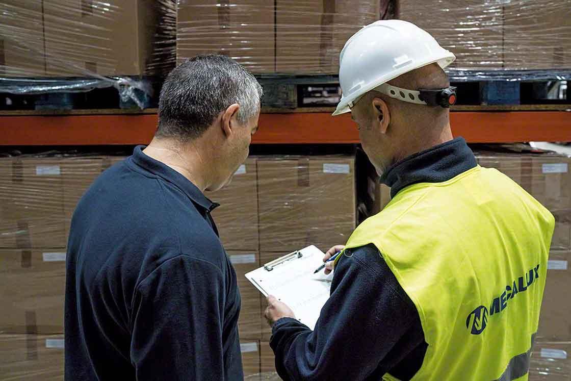WMS-training voor logistieke magazijnmedewerkers